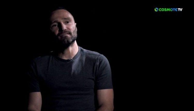 Σαλπιγγίδης: «Κλειδώθηκα σε μία μικρή τουαλέτα και έκλαιγα μετά το διπλό στην Τότεναμ»