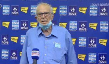 Θεοδωρίδης: «Σιχάθηκα τους Ελληνες διαιτητές-Οι άλλες ομάδες σέρνονται»
