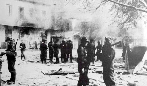 Σαν σήμερα: Η σφαγή στο Δίστομο