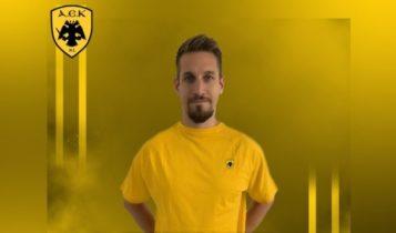 AEK: Ενθουσιασμένος ο Μπάουερ -Πως υπέγραψε το συμβόλαιό του (ΦΩΤΟ)