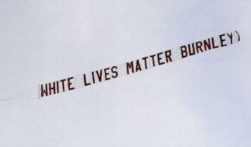 Η Μπέρνλι καταδικάζει το πανό «White lives matter»