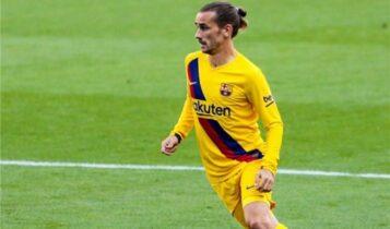 Στη χειρότερη ενδεκάδα της La Liga Γκριζμάν και Γιόβιτς