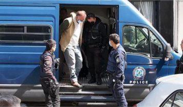 Επιστρέφει στις φυλακές ο Νίκος Σειραγάκης