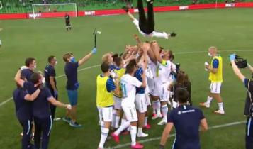 Πρωταθλήτρια Ρωσίας η Ζενίτ!