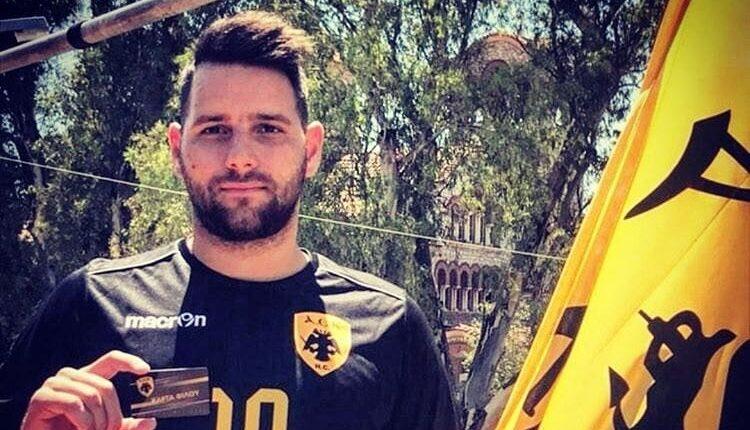 Νικολαΐδης: Απέκτησε τη δική του κάρτα φίλου ΑΕΚ ο αρχηγός της ομάδας (ΦΩΤΟ)
