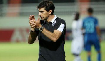 «Προετοιμάζεται για τη νέα σεζόν στον ΠΑΟΚ ο Φερέιρα»