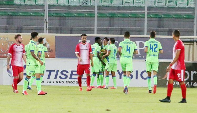 Ξάνθη-Αστέρας Τρίπολης 1-2: Την... δίκασε!