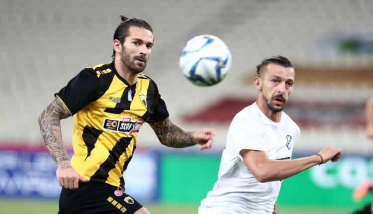 ΑΕΚ-ΟΦΗ 2-0 (ΤΕΛΙΚΟ)