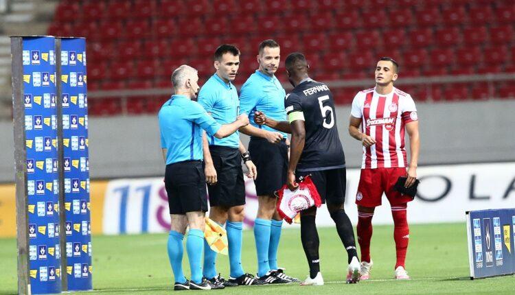 Κινδυνεύουν με βαριά τιμωρία οι διαιτητές των προηγούμενων ματς του ΠΑΟΚ