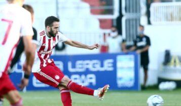 Φορτούνης: «Μας πείραξε η ήττα από τον ΠΑΟΚ-Να πάρουμε το Κύπελλο»