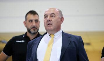 Παπασταμάτης: «Η ΑΕΚ θα έχει δικό της κλειστό σε 2 χρόνια χωρητικότητας 3.500-4.000 θέσεων!»