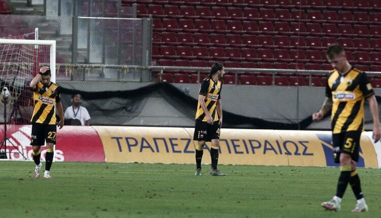 Τελική βαθμολογία Super League: Στη 3η θέση η ΑΕΚ, -4 από ΠΑΟΚ, -22 από Ολυμπιακό!