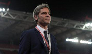 Βρύζας: «Υπήρχε έλεγχος του Ολυμπιακού στη διαιτησία»