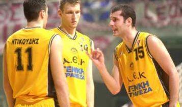 Euroleague: Top 6 Έλληνες σκόρερ με Ντικούδη-Κακιούζη