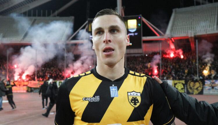 Βράνιες: Έρχεται αύριο στην Αθήνα και υπογράφει στην ΑΕΚ!