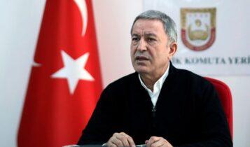 Προκλητικός Ακάρ: «Η Κύπρος είναι ο εθνικός στόχος της Τουρκίας»