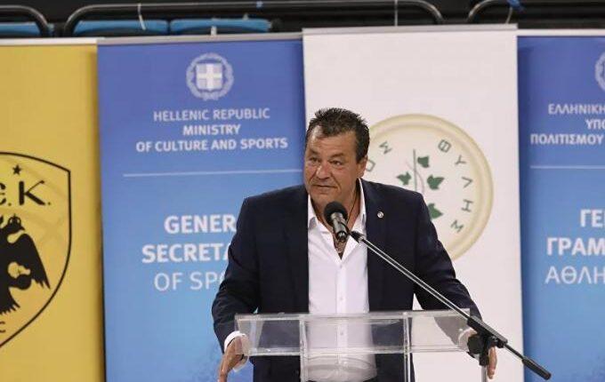 Δήμαρχος Φυλής: «H παρουσία της ΑΕΚ, ανεβάζει επίπεδο την περιοχή -Εκτιμώ τον Αγγελόπουλο»