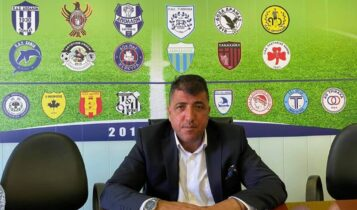 Super League 2-Football League: Επανεξελέγη ο Λεουτσάκος!