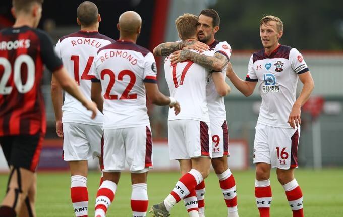 Μπόρνμουθ - Σαουθάμπτον 0-2: Με το ένα πόδι εκτός Premier League