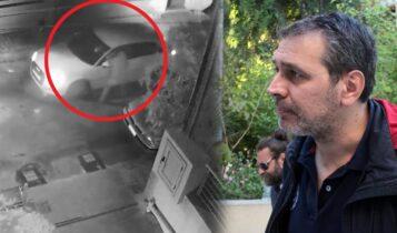 Στέφανος Χίος: ΦΩΤΟ ντοκουμέντο από τη δολοφονική απόπειρα κατά του δημοσιογράφου