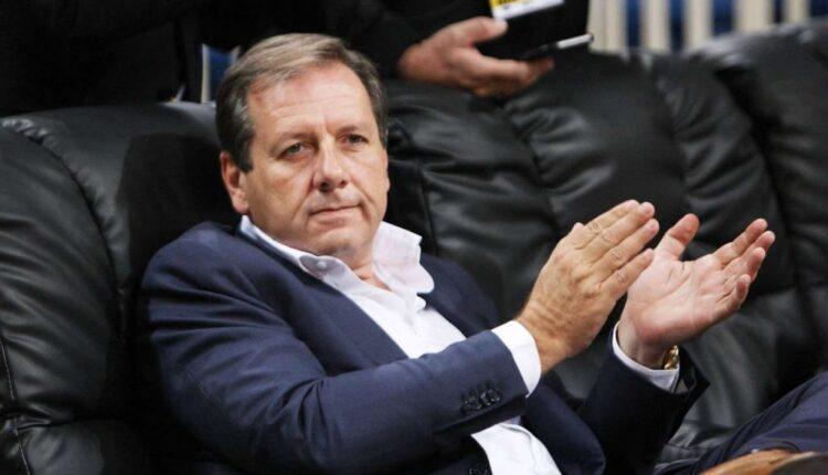 Αγγελόπουλος: «Το... φοβάμαι δεν υπάρχει στο λεξιλόγιό μου -Θα έκανα τα πάντα για το γήπεδο της ΑΕΚ»