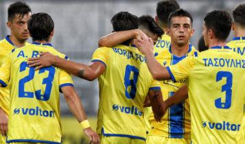 Αστέρας Τρίπολης-Βόλος 4-0: Τον... καθάρισε με συνοπτικές διαδικασίες