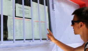 Πανελλήνιες 2020: Την ερχόμενη Παρασκευή 10 Ιουλίου η ανακοίνωση των βαθμολογιών