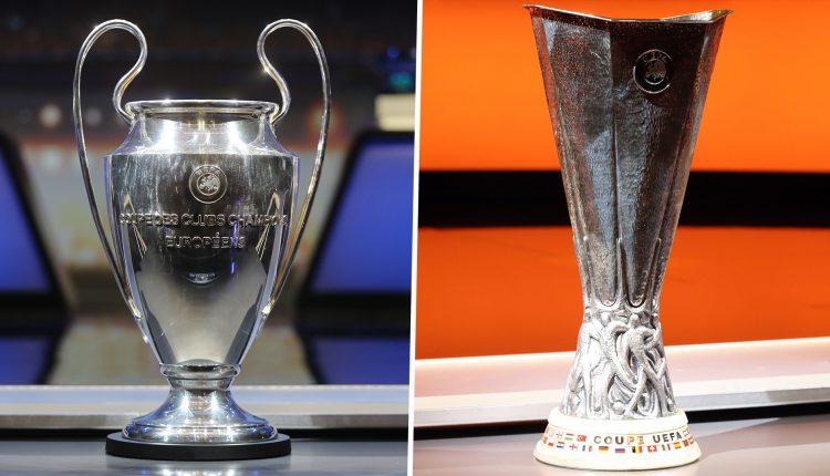 Ημέρα κλήρωσης για Champions League και Europa