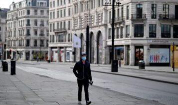 Μεγάλη Βρετανία: Υποχρεωτική η μάσκα