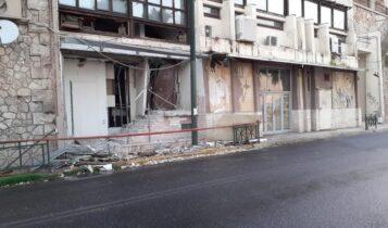 Έκρηξη βόμβας σε ναυτιλιακή εταιρεία στον Πειραιά