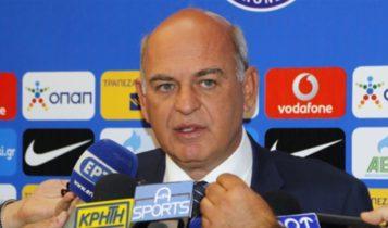 Γραμμένος: «Οράματα και στόχους μας επιτάσσει το EURO 2004»