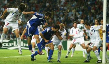 Σαν σήμερα: Ο Δέλλας στέλνει την Ελλάδα στον τελικό του EURO 2004 (VIDEO)