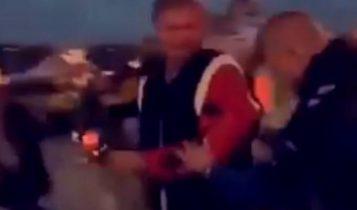 Χάαλαντ: Τον πέταξαν έξω από κλαμπ (VIDEO)