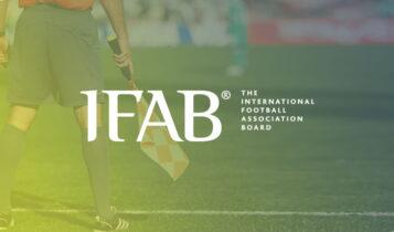 IFAB: Πέντε αλλαγές στο ποδόσφαιρο για τη σεζόν 2020/2021