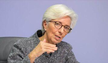 Λαγκάρντ σε Ευρωπαίους ηγέτες: «Συμφωνείστε γρήγορα σε ένα φιλόδοξο πακέτο»