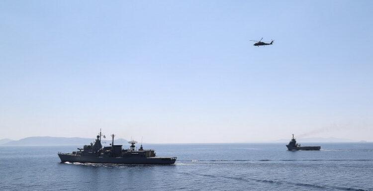 Mε NAVTEX και διάβημα απαντά η Ελλάδα στην Τουρκία