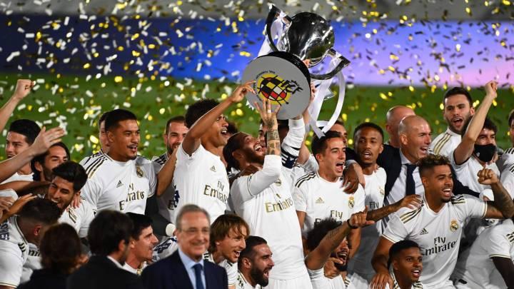 Πρωταθλήτρια για 34η φορά η Ρεάλ Μαδρίτης! (VIDEO)