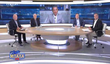 Τσίκινης: «Κανένα φάουλ ο Ολιβέιρα, κανονικό γκολ»