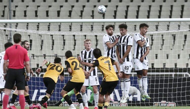 Η ΑΕΚ δεν μπόρεσε να «σπάσει» την άμυνα του ΠΑΟΚ, καταδικαστικό 0-0 στο ΟΑΚΑ