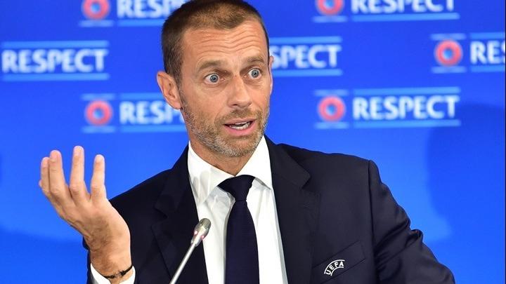 Πρόεδρος UEFA: Χωρίς κόσμο Champions και Europa League