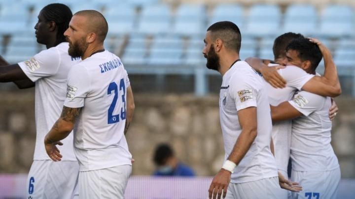 Λαμία-Λάρισα 0-0: Σαν σε αγγαρεία