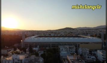 Δέος, μαγεία και προσμονή: Η «Αγιά Σοφιά» στην ανατολή του ηλίου (VIDEO)