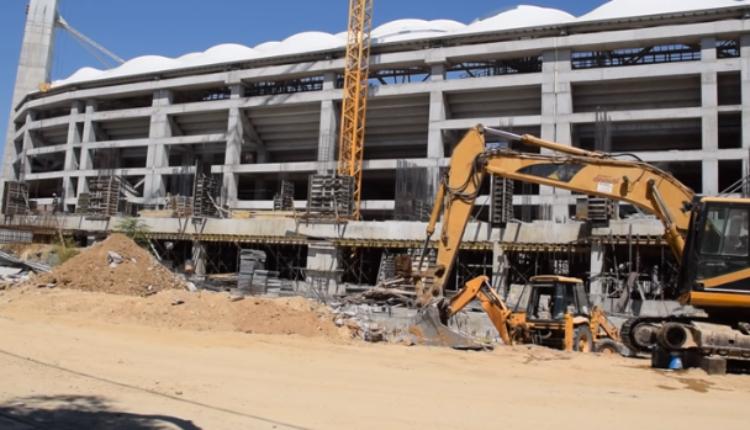 «Αγιά Σοφιά»: Φουλ σκάψιμο έξω από την Σκεπαστή (VIDEO)