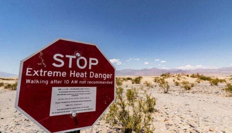 54.4 βαθμούς Κελσίου στην Καλιφόρνια – Ίσως η υψηλότερη στην ιστορία του πλανήτη