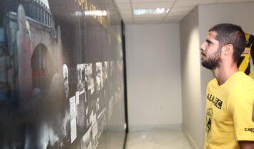 Ινσούα: Αντικρίζοντας την ιστορία της ΑΕΚ (ΦΩΤΟ)