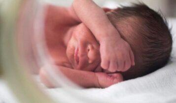 Κορωνοϊός: Βρέφος 3,5 μηνών θετικό στον ιό