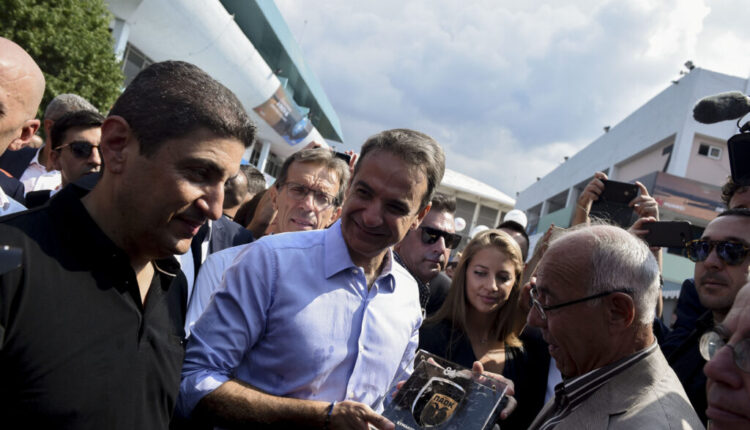 Το πιθανό Grexit φέρει την ευθύνη Αυγενάκη και της κυβέρνησης