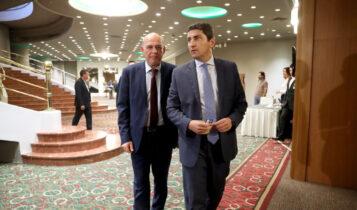 Αυγενάκης: «Πιστός» στη... γραμμή του Ολυμπιακού