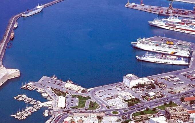 Εκρηξη στο λιμάνι του Ηρακλείου -Πληροφορίες για 4 τραυματίες