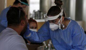 Κορωνοϊός: 126 νέα κρούσματα και ένας θάνατος την τελευταία ημέρα στην χώρα!